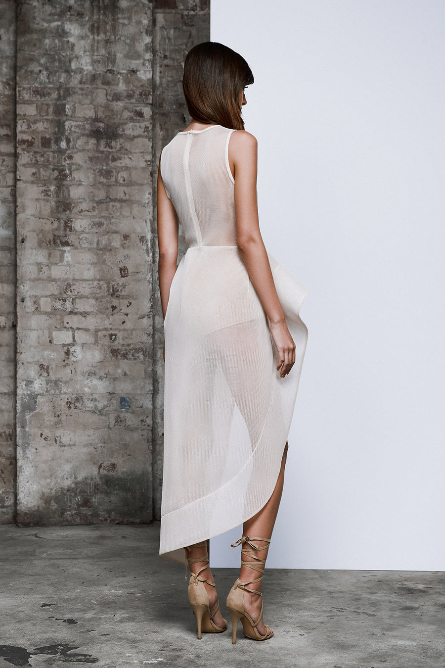 Prana Dress - Champagne
