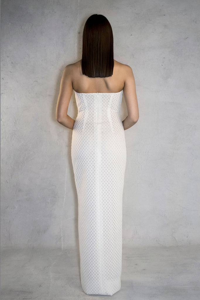 Image of Gia Dress - Back