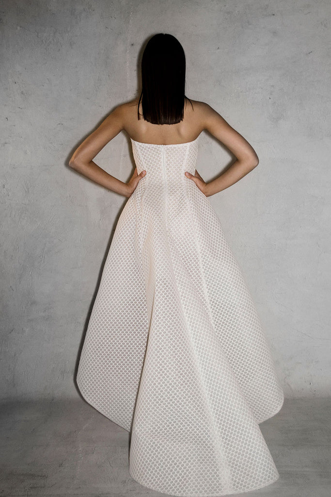 Image of 'Lola' Dress - Back