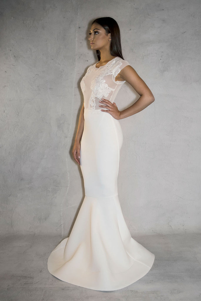 Image of 'Sophia' Dress - Side