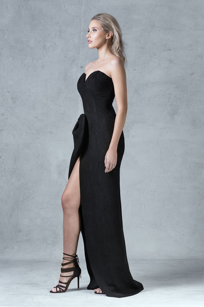 'Aphrite' Dress - Black