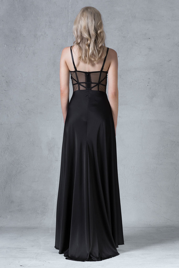 'Adrianna' Dress - Black