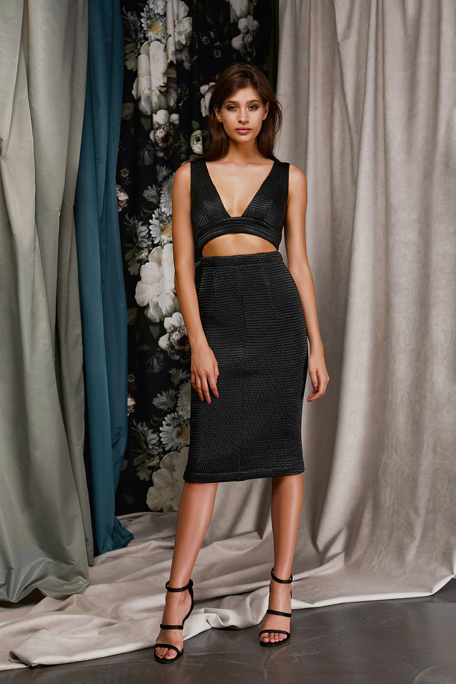 Image of Vincenza Skirt - Front