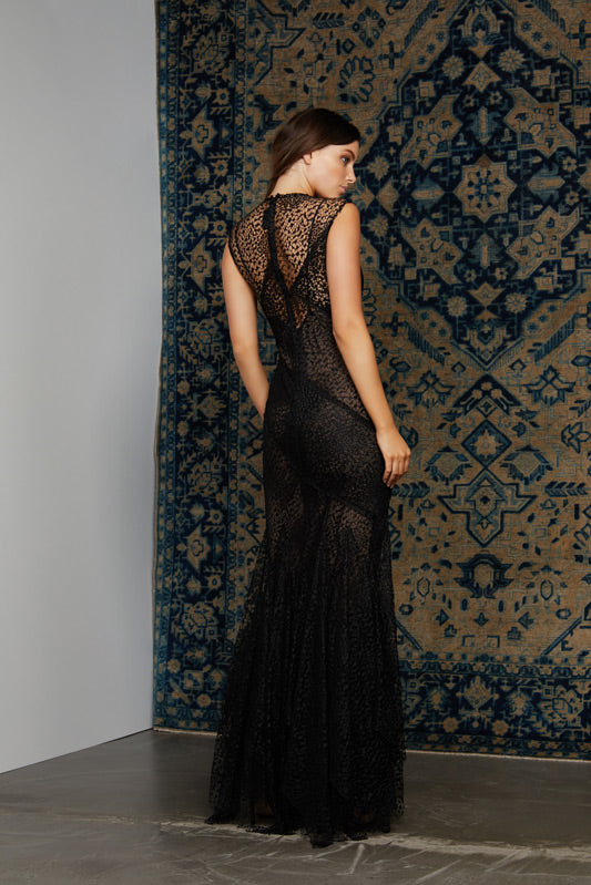 Gita Dress - Black