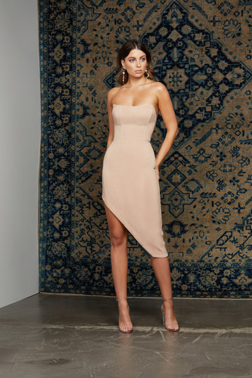 Syla Dress - Blush