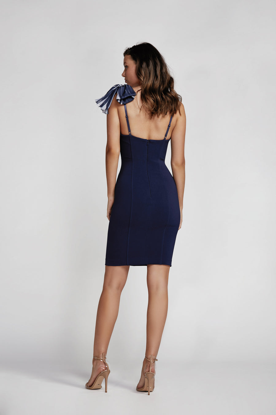 Rocia Dress - Twilight Blue