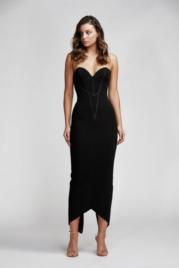 Milana Dress - Black