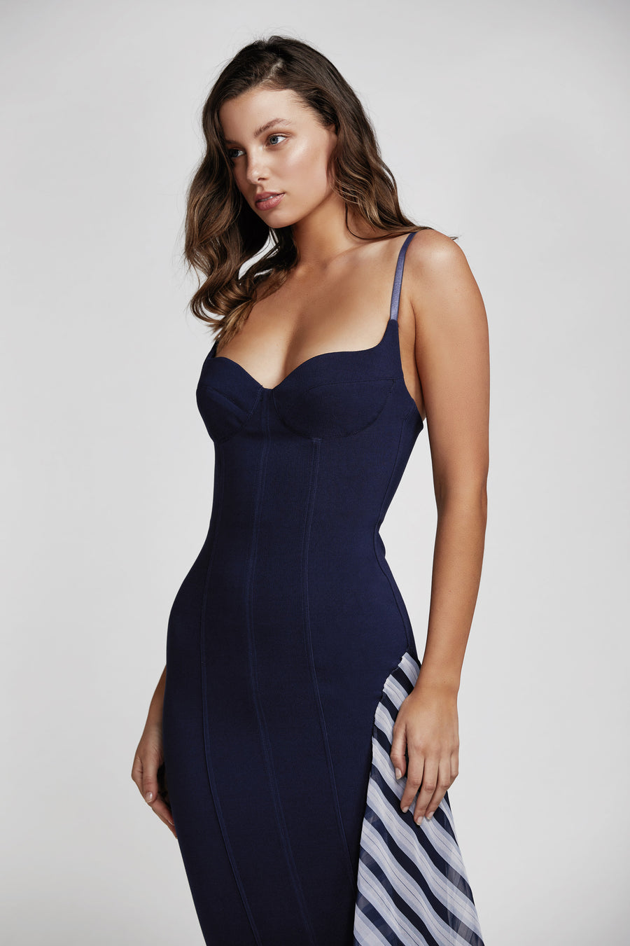 Ramona Dress - Twilight Blue