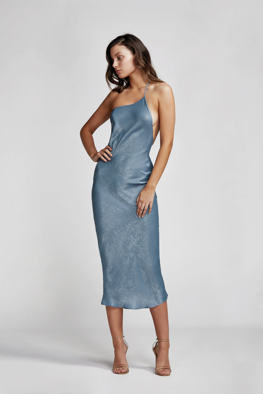 Larissa Dress - Light Blue