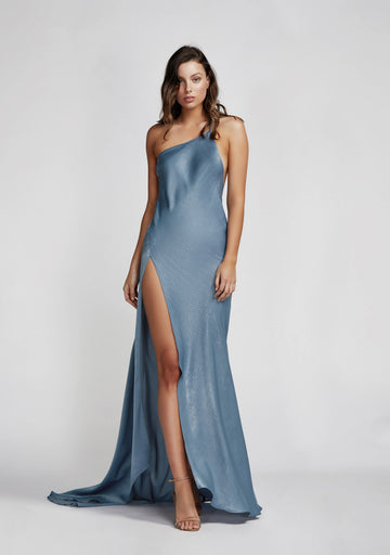 Izabel Dress - Light Blue