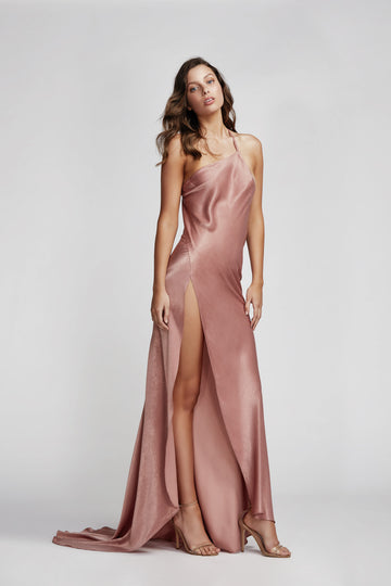 Izabel Dress - Rose