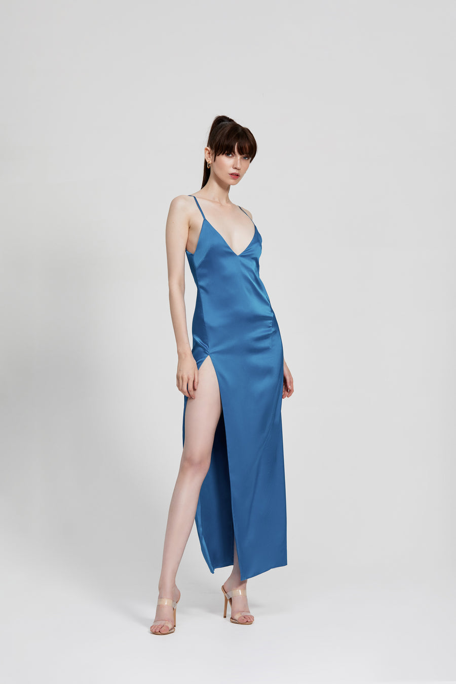 Akasa Dress - Blue