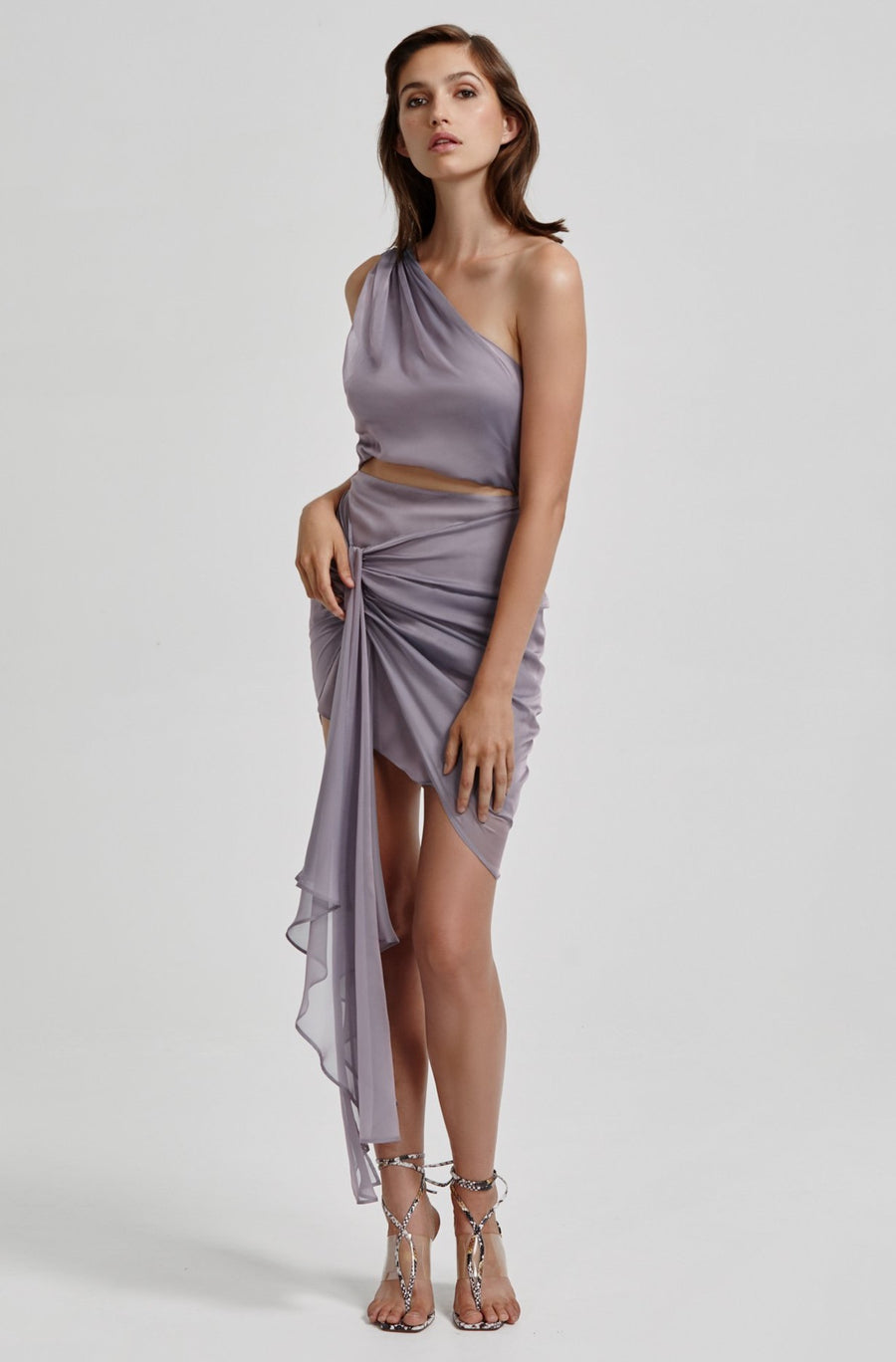 Emilia Dress - Lavender