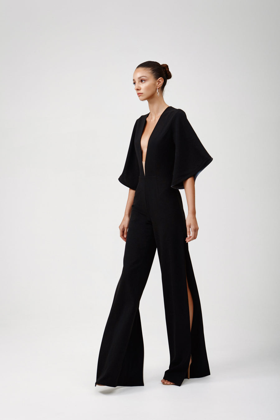 Soleste Jumpsuit - Black