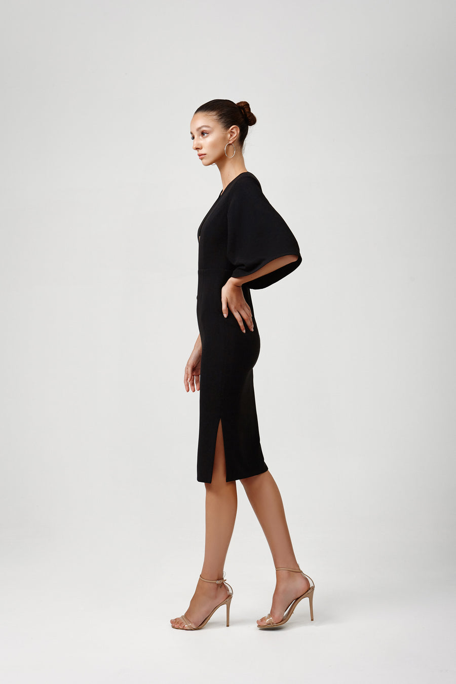 Rema Dress - Black