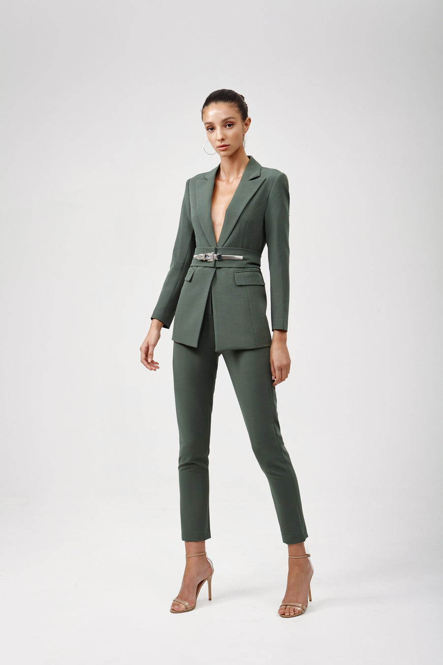 Celine Jacket - Green