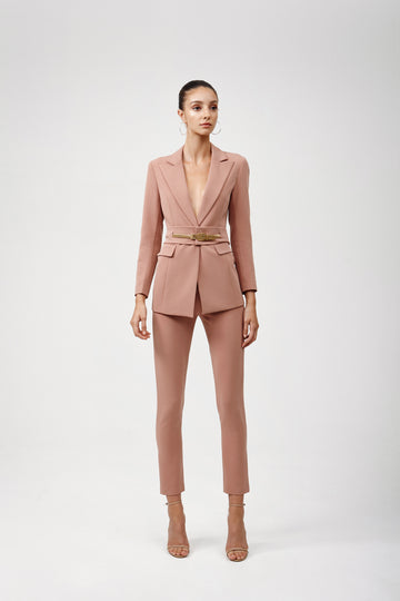 Celine Jacket - Dusty Pink