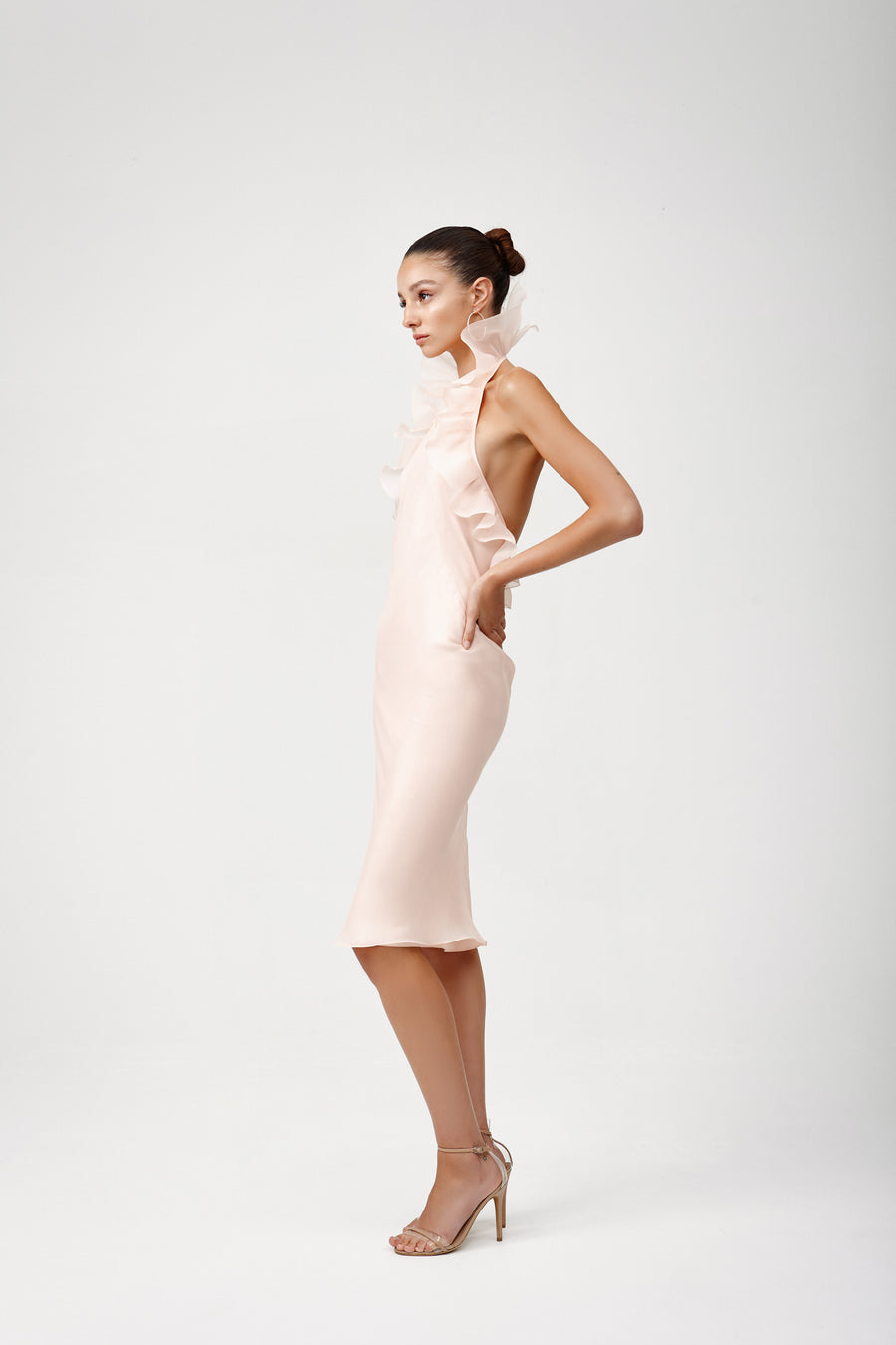 Chantal Dress - Pink