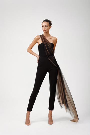 Audette Jumpsuit - Black