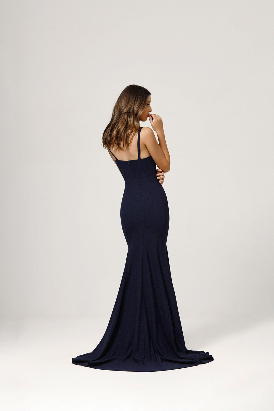 Dylan Dress - Navy