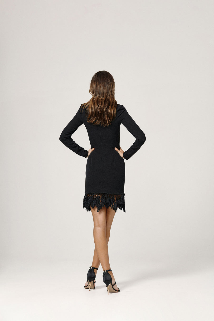 Skylar Dress - Black