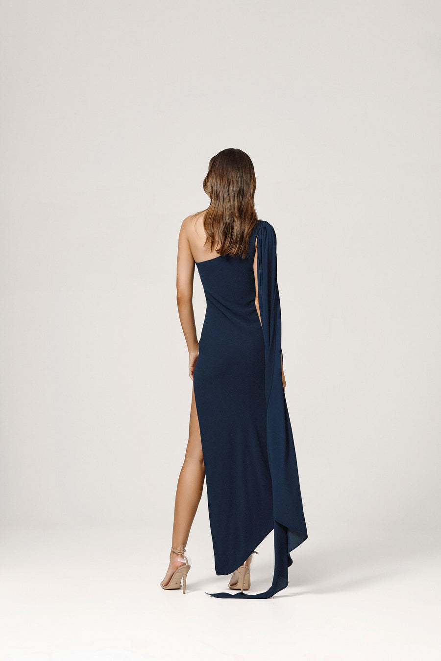 Riley Dress - Blue