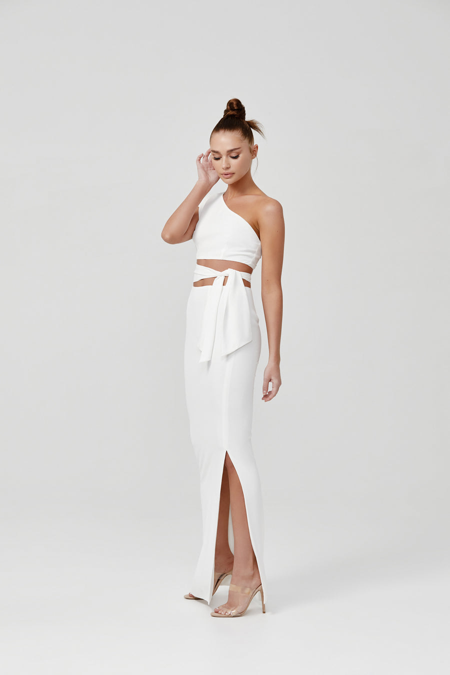 Arianna Dress - White