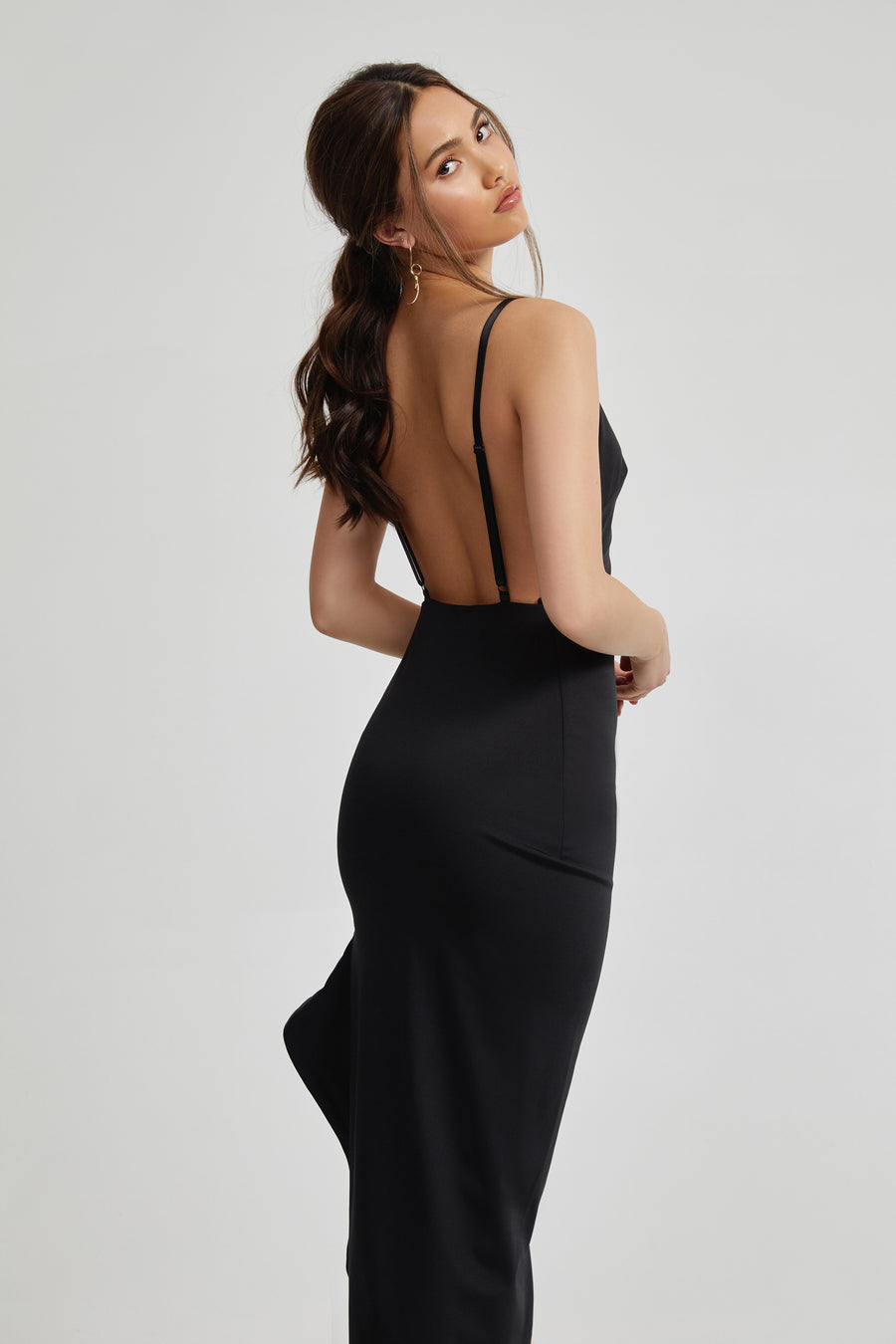 Zina Dress - Black