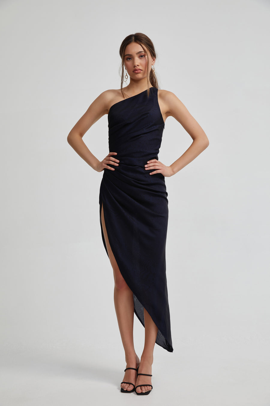 Sharika Dress - Midnight