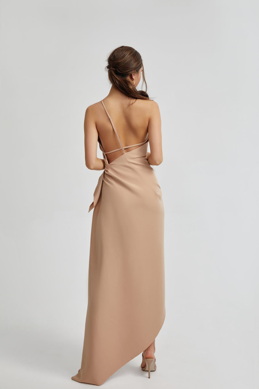 Kalisha Dress - Nude