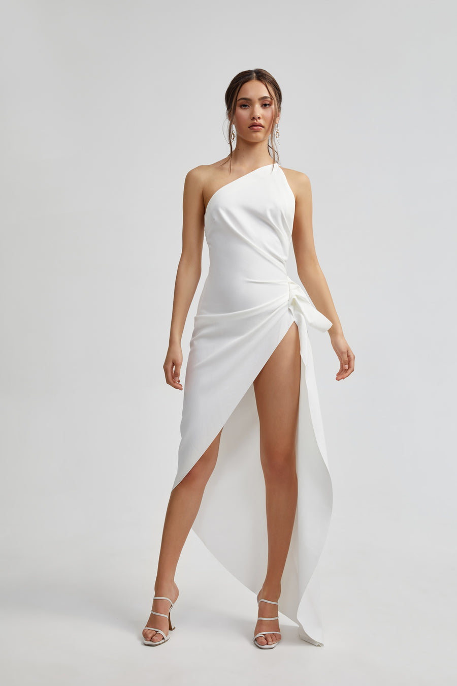 Kalisha Dress - White