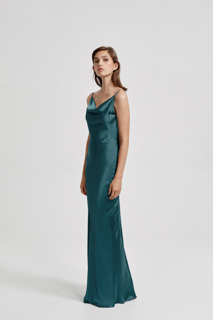 Zamora Dress - Teal