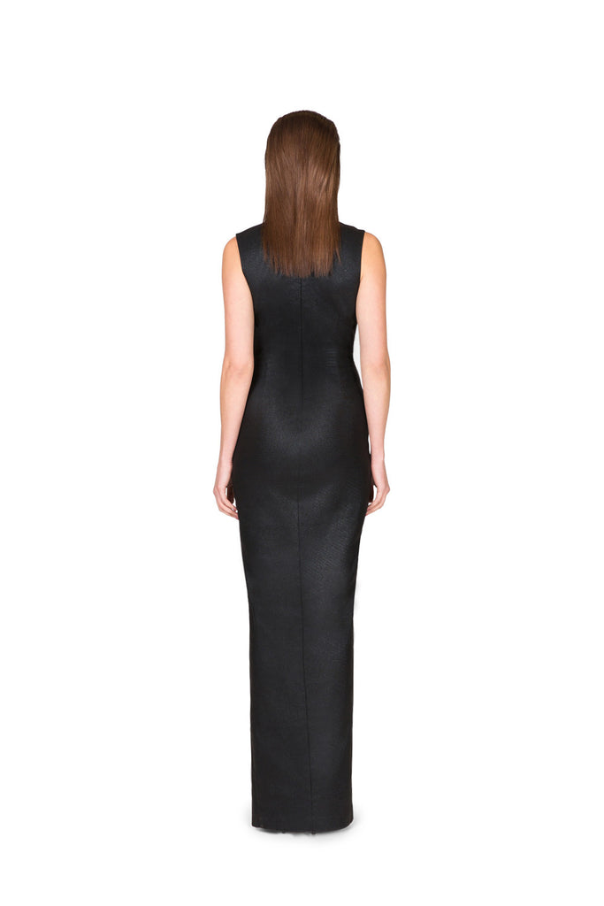 Image of Limitless Full Length Dress - Back