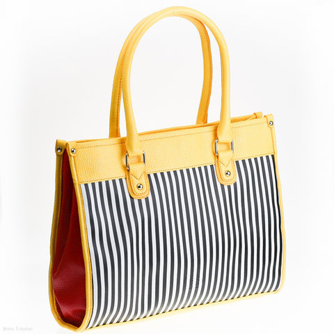 Claudia Tote (Yellow)