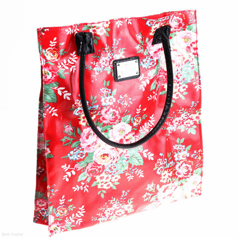 Bouquet Shopper (Red)