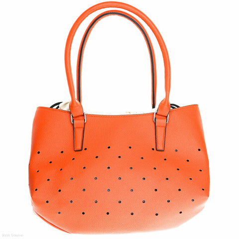 Harper Handbag (Orange)