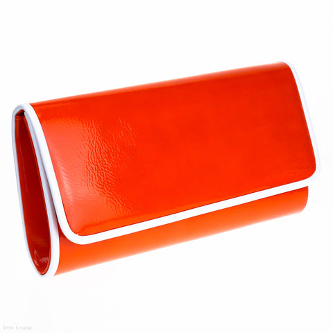 Classic Clutch (Orange)