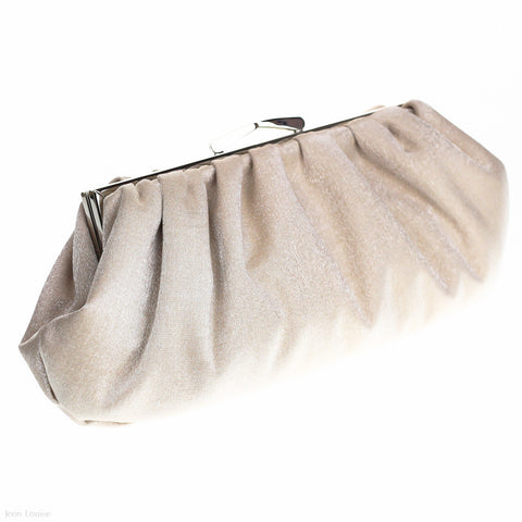 Classic Evening Clutch (Champagne)