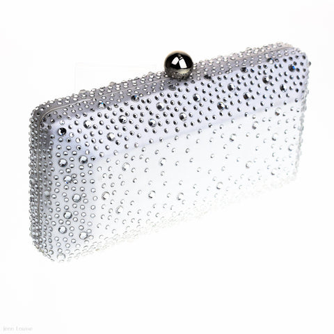 Luxury Clutch (Off-White)