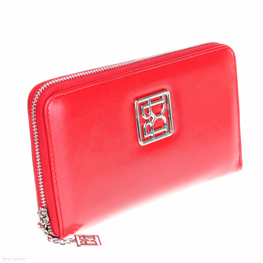 Alannah Wallet (Red)
