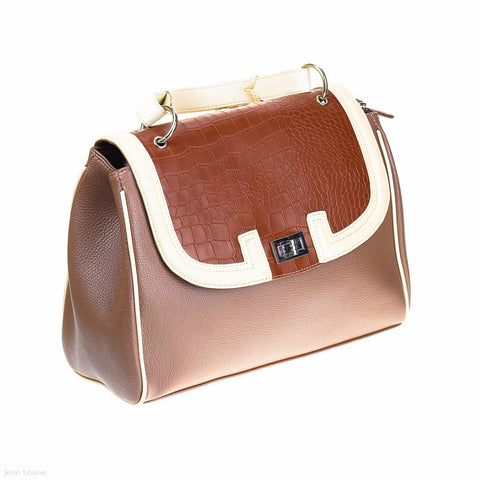 Delpy Day Bag (Brown)