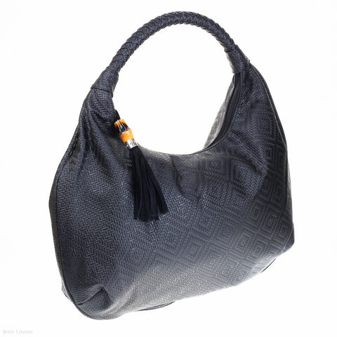 Binoche Shoulder Bag (Black)