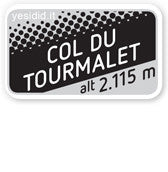 Cycling Tourmalet