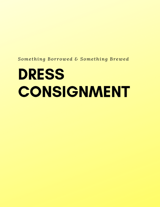 Bridal Show - Dress Consignment