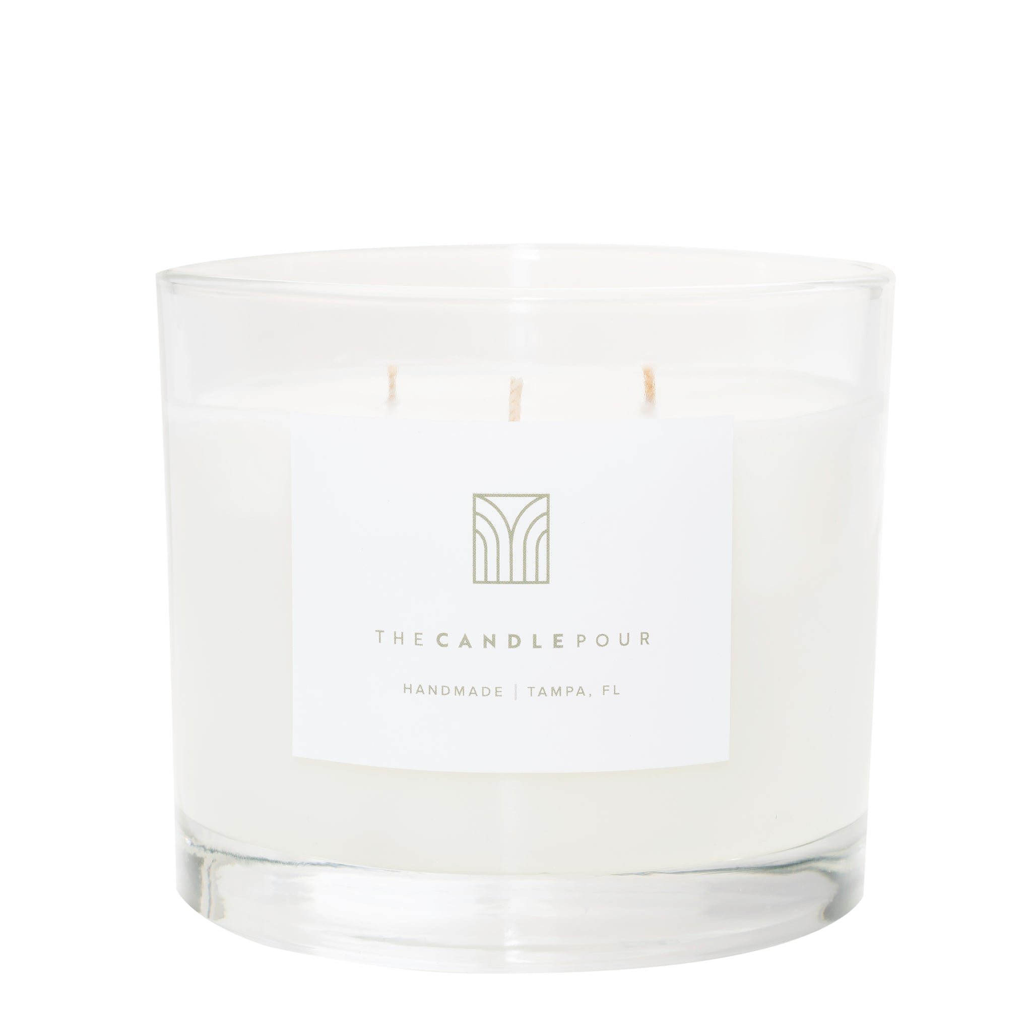 3-Wick Soy Candle