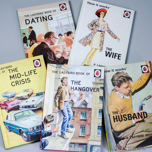 How it Works: The Wife - Ladybirds for Grown-Ups (Hardback)