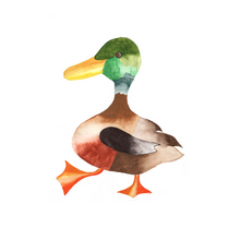 Load image into Gallery viewer, Mr. Duck Print