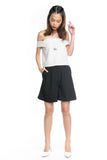 Thera Boy Shorts in Black
