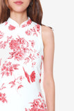Vanessa Classic Cheongsam in Floral