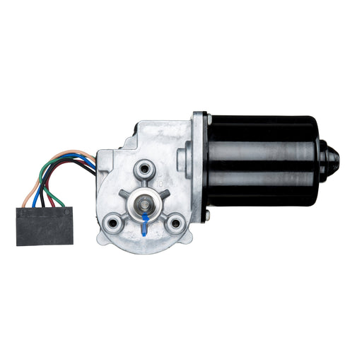 105715 (65791): Wexco 12V, 32Nm, Dynamic Park J3 Wiper Motor with JE/UT Connector